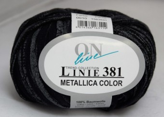 Linie 381 METALICA COLOR