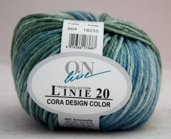 Linie  20 CORA Design COLOR